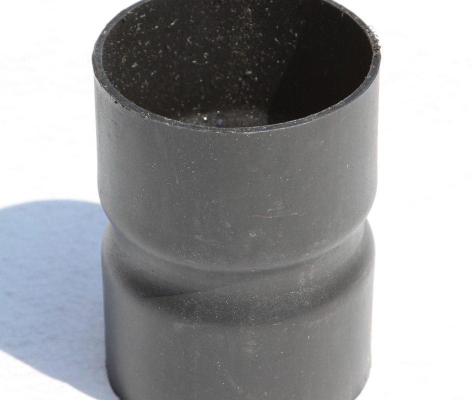 Применение термоусаживающихся муфт из полиэтилена  для соединения труб